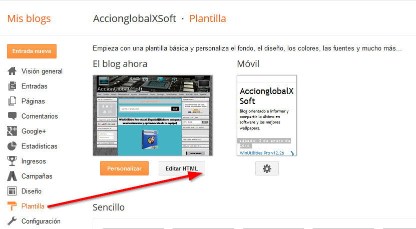 Tutorial: Fijar fondo o Background en blog de Blogger ...