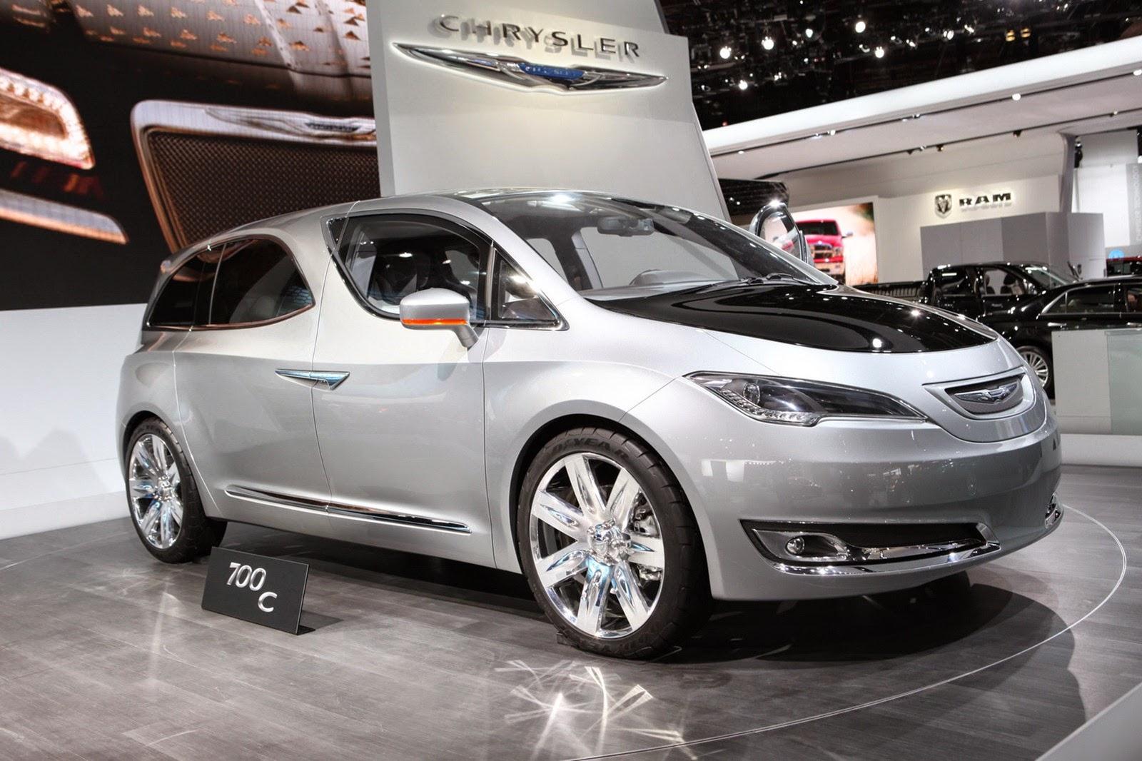 Chrysler Confirms New Minivan For 2016 Detroit Auto Show