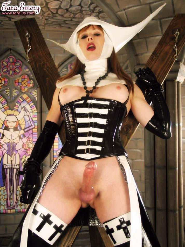 Shemale nuns
