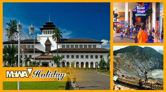 Pilihan Paket Wisata Bandung