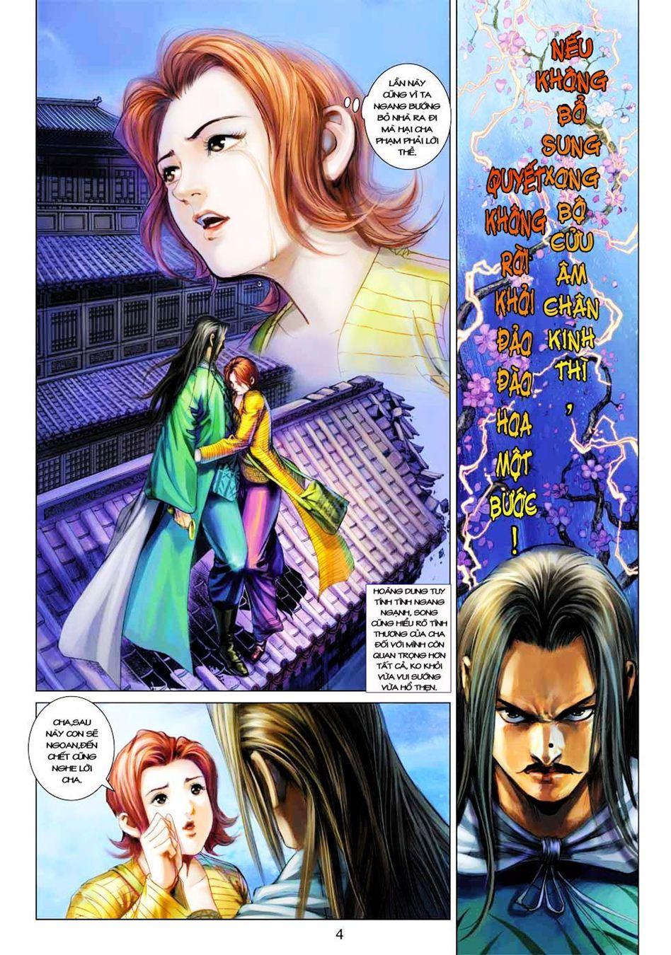 Anh Hùng Xạ Điêu anh hùng xạ đêu chap 33 trang 4