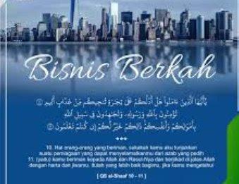 16 CARA BISNIS ISLAMI SESUAI TUNTUNAN RASULULLAH MUHAMMAD