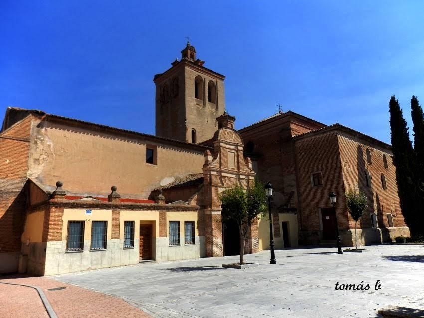 FOTOGRAFIAS: Iglesia del Salvador: Arevalo. Ávila.
