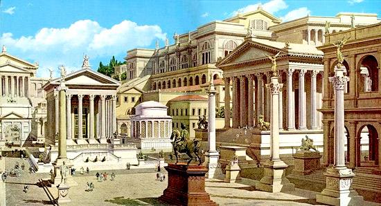 Tempio di cesare for Casa del merluzzo del capo con portico