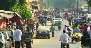 Guinée: Linsan visite du Président de la République avortée1
