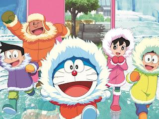 Doraemon Latest Winter HD Wallpapers