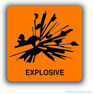 Explosive (Mudah Meledak) - berbagaireviews.com