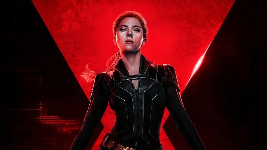 Black Widow, Movie, Poster, 4K, #3.2246