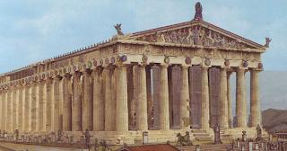 Ο Παρθενώνας ψηφίστηκε το πιο όμορφο κτίριο του κόσμου