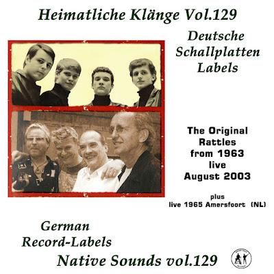 Original Rattles live 2003 (Heimatliche Klaenge Vol.129 )