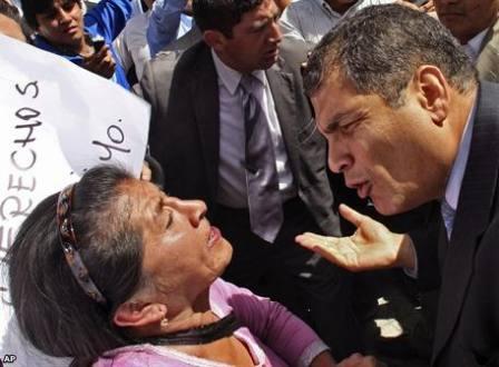 Biografia de Rafael Correa