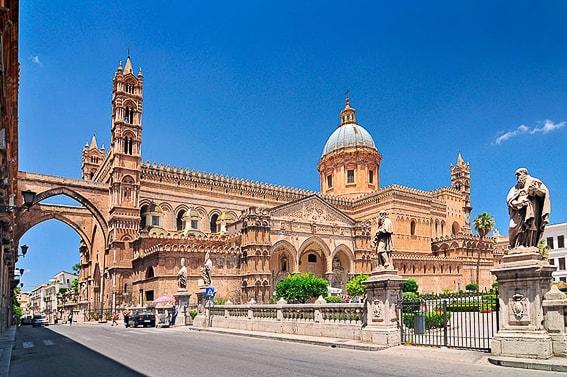 Ciudad de Palermo. Sicilia