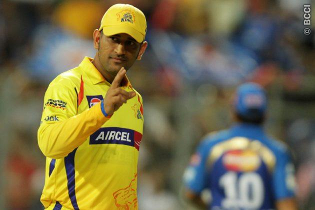 Csk Cpton Ms Dhoni Stills Gallery
