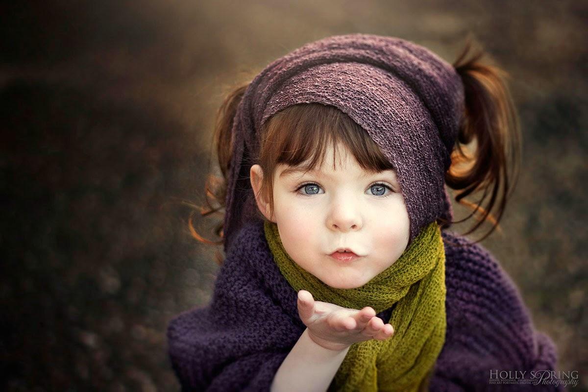 أجمل فتاة