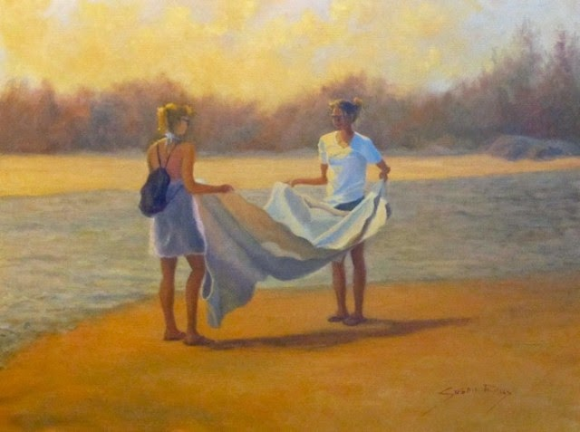Живопись - моя страсть. Susan Roux