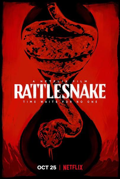 Poster of Rattlesnake (2019) Dual Audio [Hindi-DD5.1] 720p HDRip ESubs Download