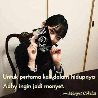 Monyet Cokelat - Shin Elqi