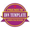 Premium Blogspot Landing Page | Jasa Pembuat Landing Page