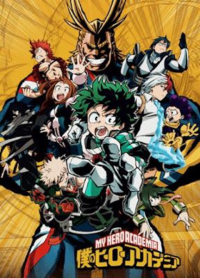 My Hero Academia: Boku no Hero Academia มายฮีโร่ อคาเดเมีย
