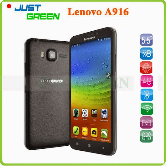 Lenovo A916 CWM Root and Myanmar Font