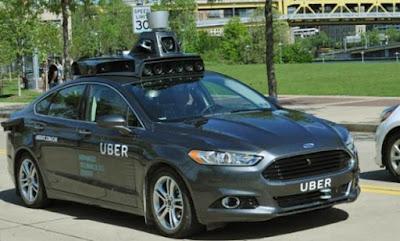 Kecelakaan Mobil Tanpa Sopir Uber Tewaskan Seseorang di Tempe