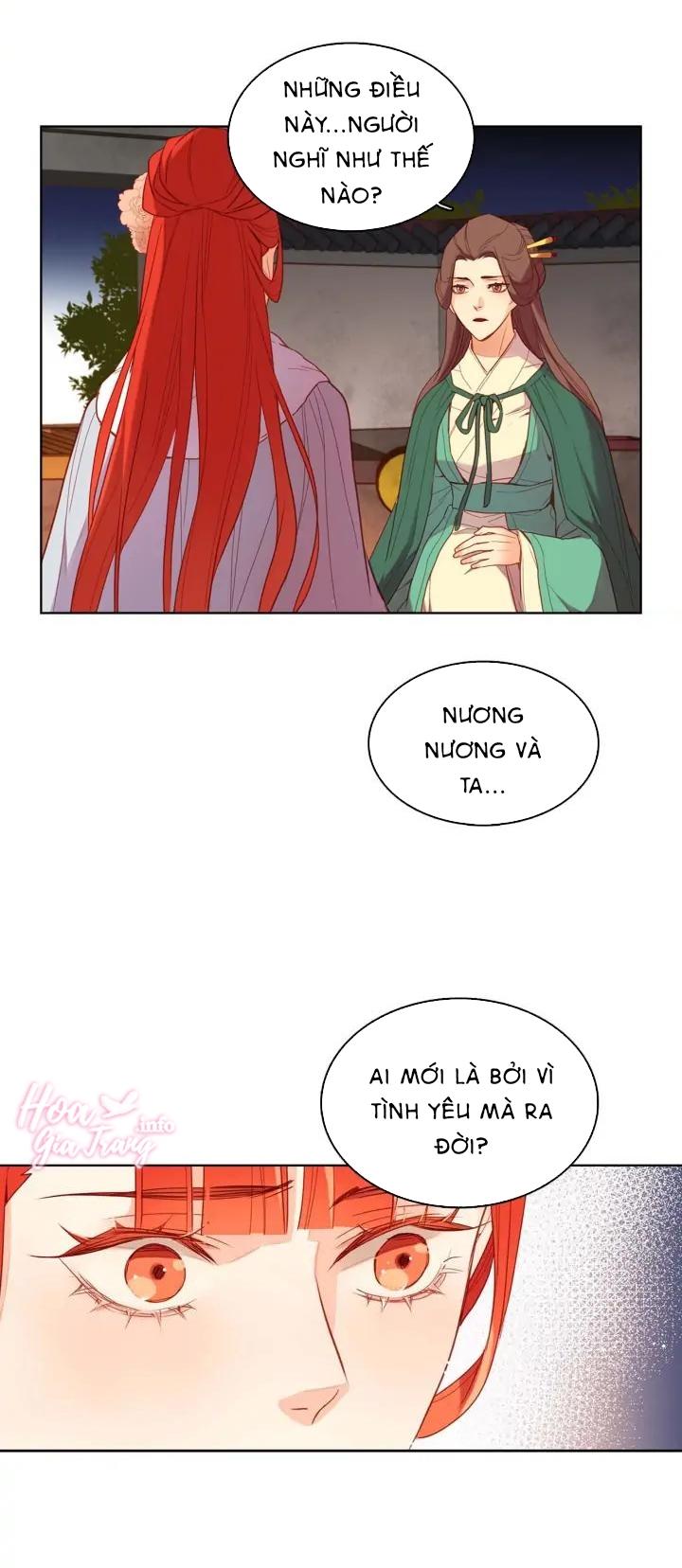 Ác nữ hoàng hậu chap 126 - Trang 18