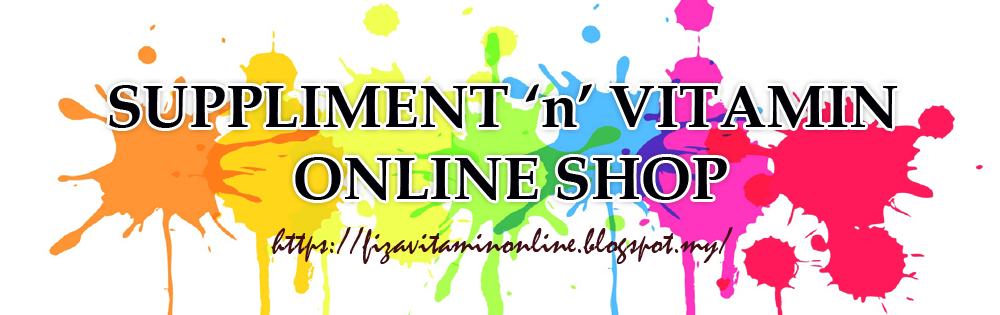 Fiza's Suppliment and Vitamin Online Shop