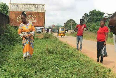 lady beheaded by ritualists benin city edo state