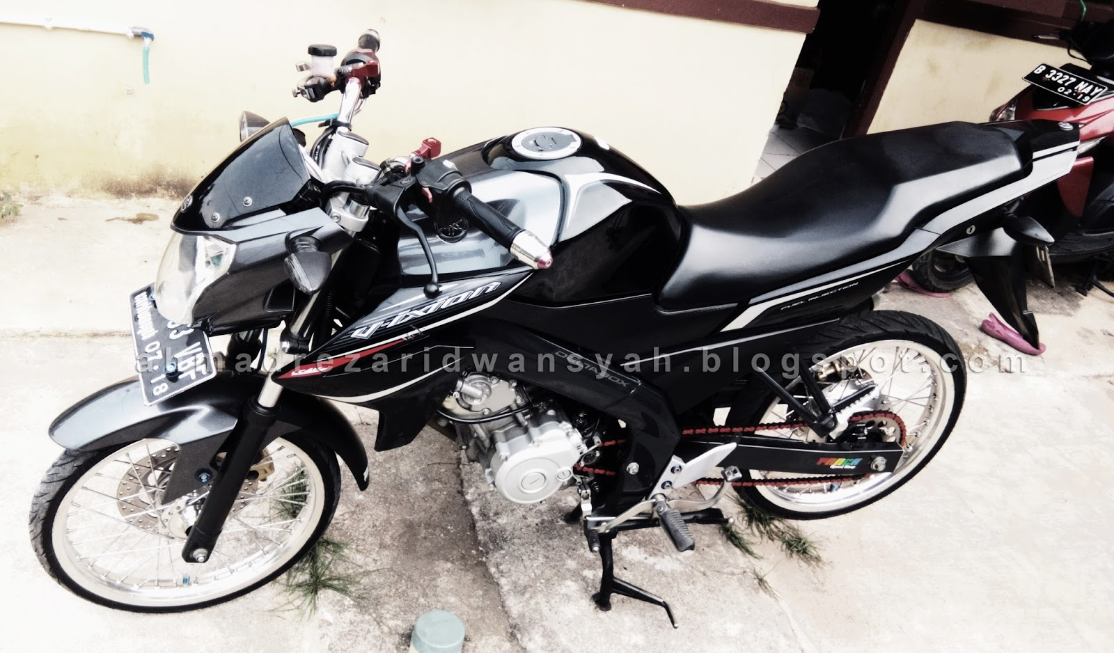 90 Modifikasi Motor Vixion Jari Jari 2014 Terupdate Kinyis Motor