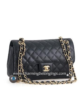 5a8533189f9e Chanel Flap Bag Blog | Casper's & Runyon's Shamrocks | Nook