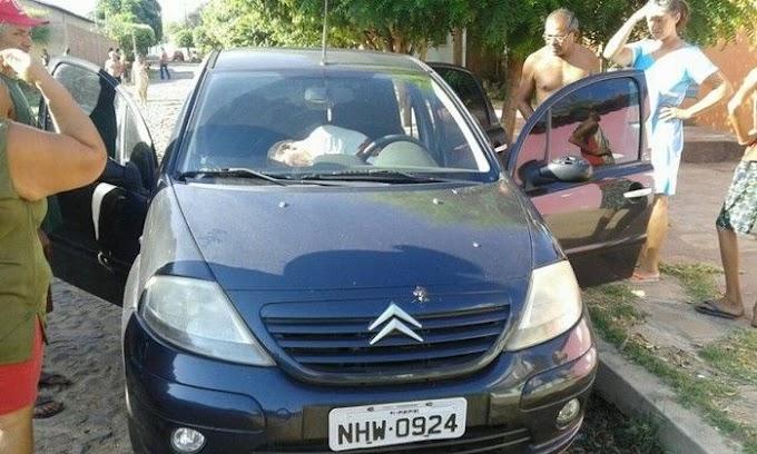 Blogueiro é assassinado a tiros na porta de casa em Piripiri