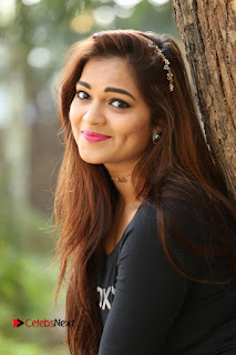 Actress Aswini Latest Stills in Black Denim Jeans  0044.JPG