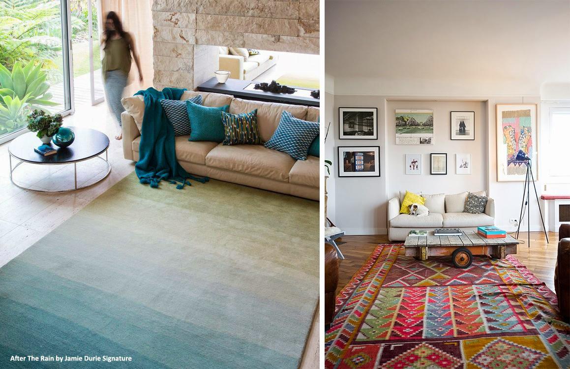 la fabrique d co choisir son tapis couleur texture taille. Black Bedroom Furniture Sets. Home Design Ideas