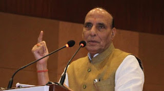 relegion-is-selective-wont-be-forced-rajnath