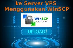 Upload File ke Server VPS menggunakan WinSCP