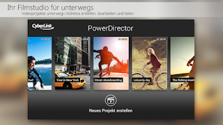 PowerDirector Video Editor App: 4K, Slow Mo & More v4.11.2 Apk [Unlocked + AOSP]