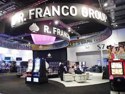Expo stand build company