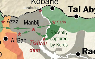 Μάνμπιτζ της Συρίας