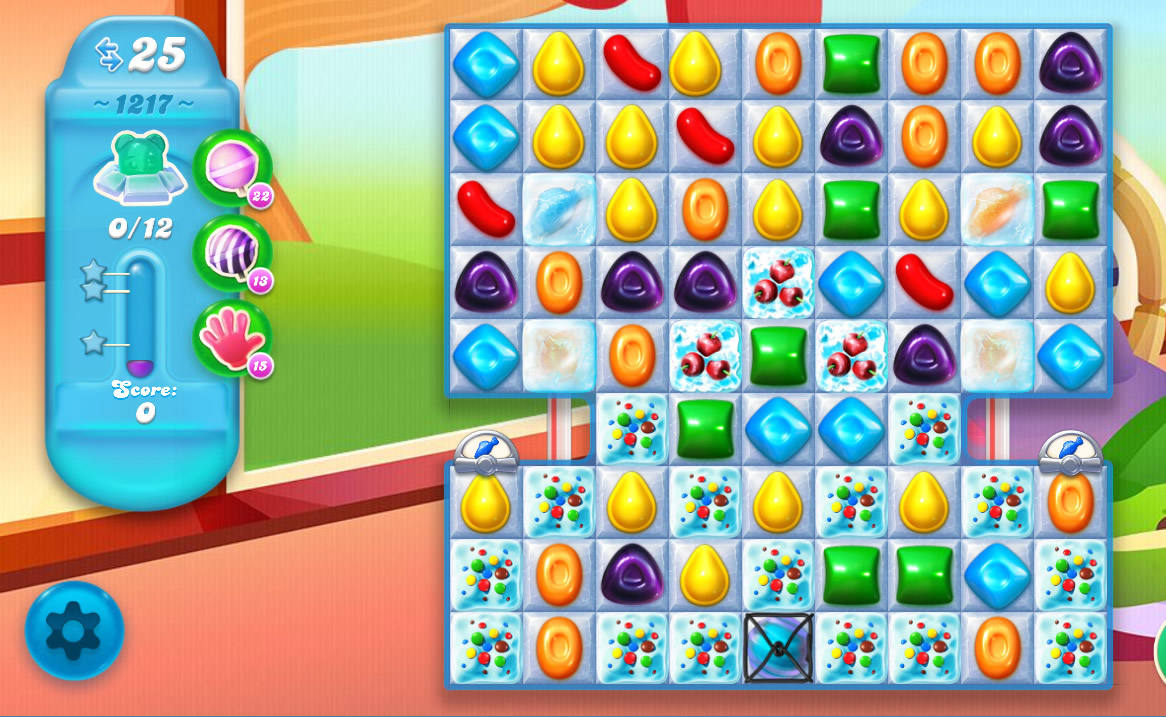 Candy Crush Soda Saga level 1217