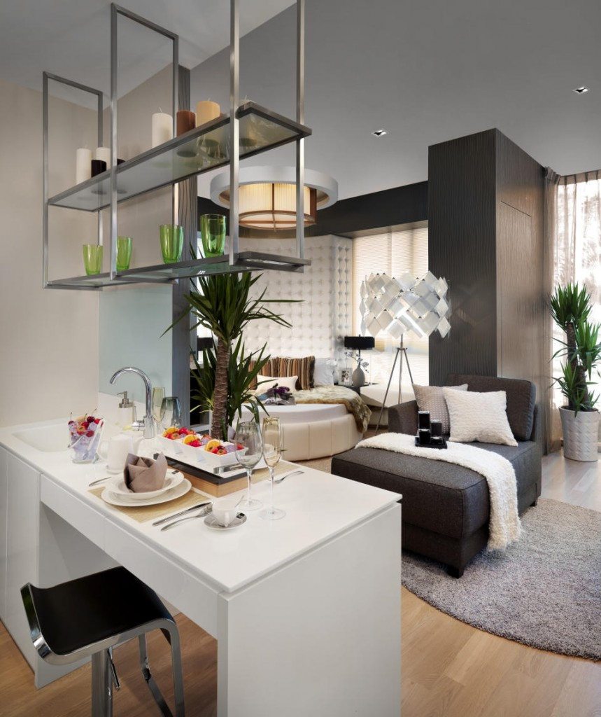 Modern Apartment Interior Design Ideas: FASHION DESIGN: Interior Design Singapore
