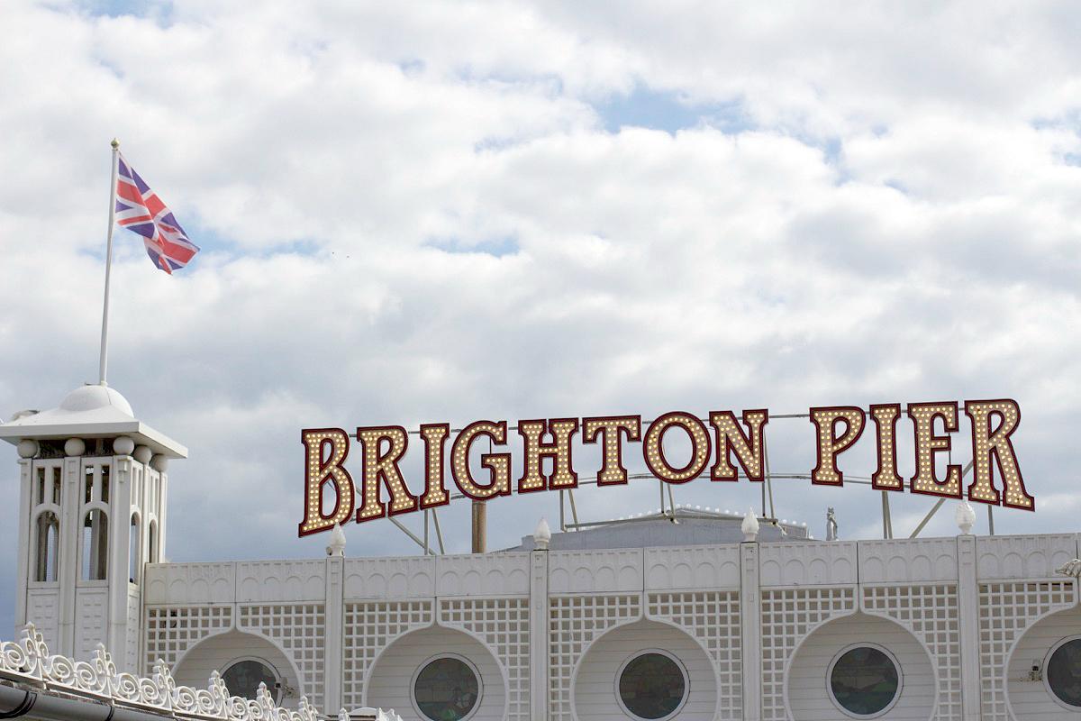 brighton pier 2016