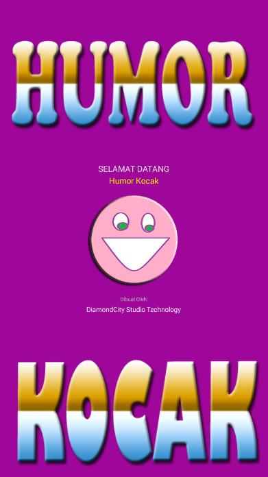 Aplikasi Indonesia Humor Kocak Bikin Ngakak