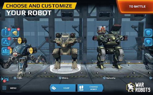 War Robots Mod Apk Download