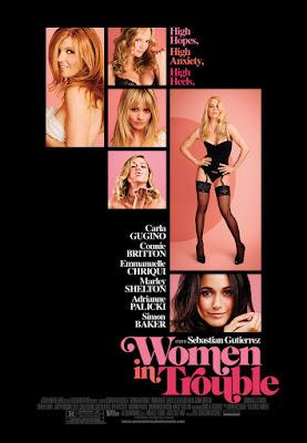 Women in Trouble Poster