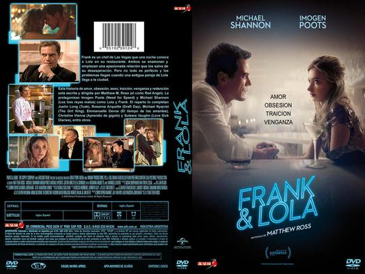 Frank & Lola Torrent - BluRay Rip 720p e 1080p Dublado (2017)