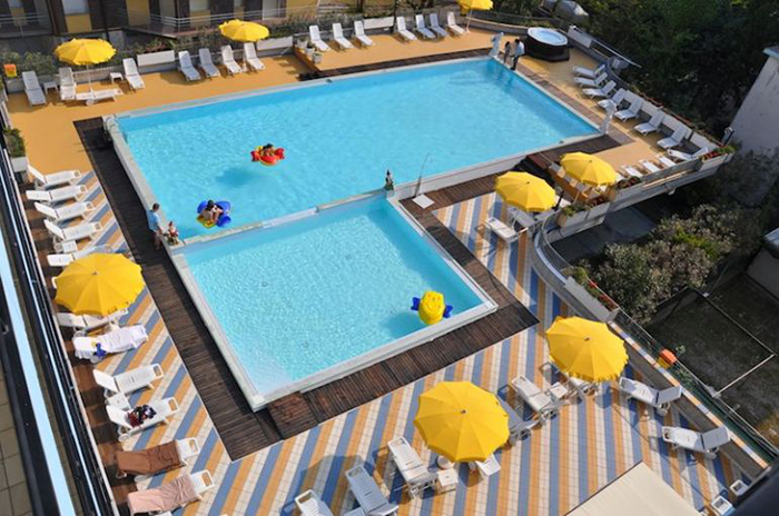 hotel Cervia 4 stelle