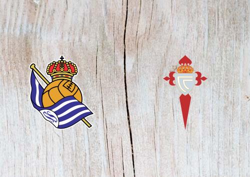 Real Sociedad vs Celta Vigo - Highlights 26 November 2018