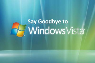 Microsoft Akhirnya Secara Resmi Menutup Windows Vista