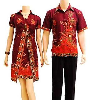 Batik sarimbit couple remaja
