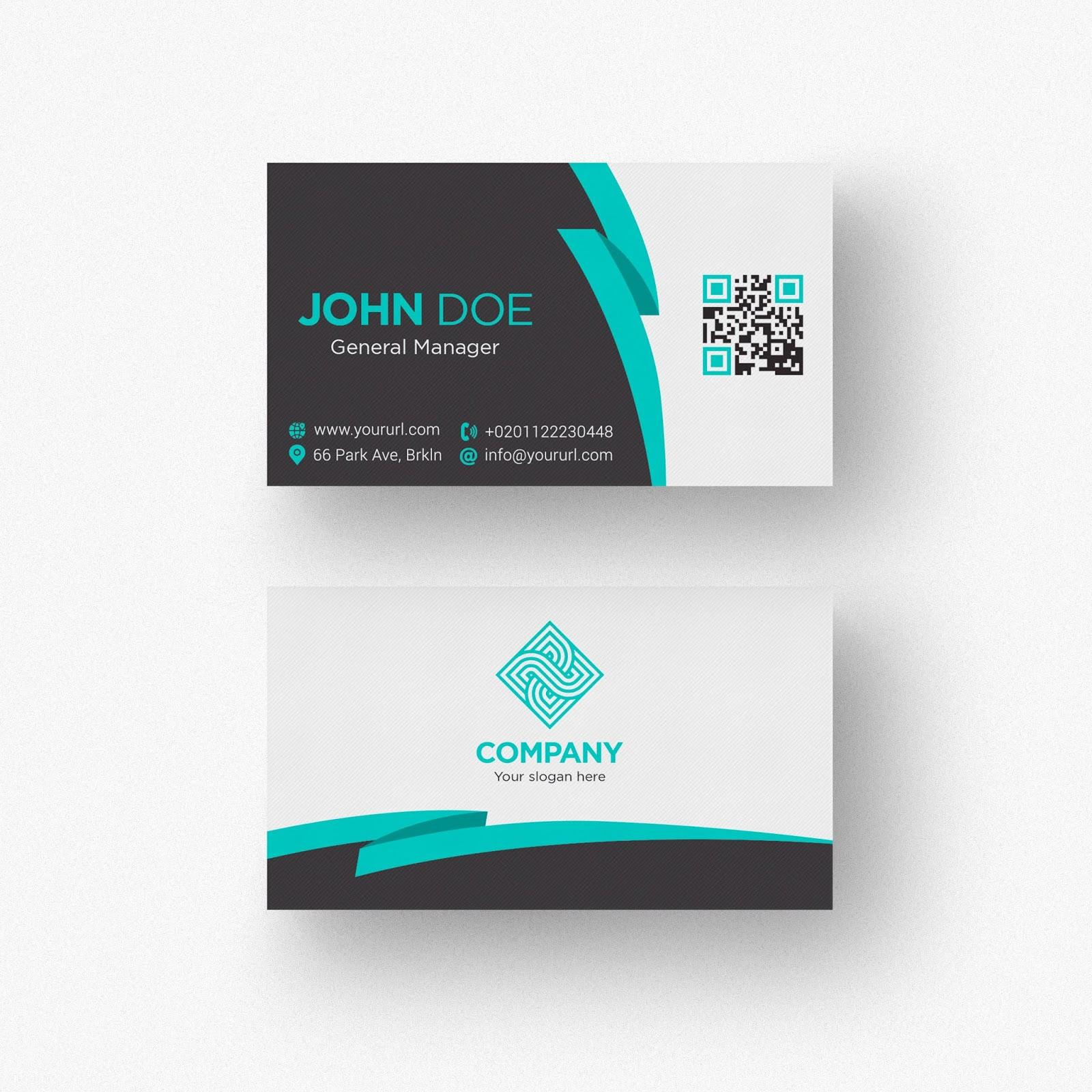 تحميل ملف Psd Business Card جاهز للتعديل على الفوتوشوب صمم بزنس